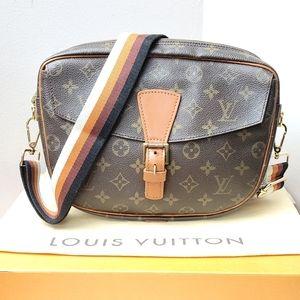 Authentic Louis Vuitton Jeune fille MM crossbody
